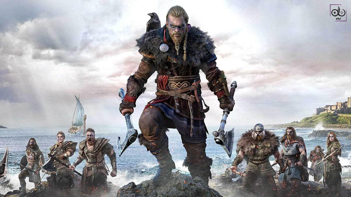 خرید بازی assassins creed valhalla برای xbox