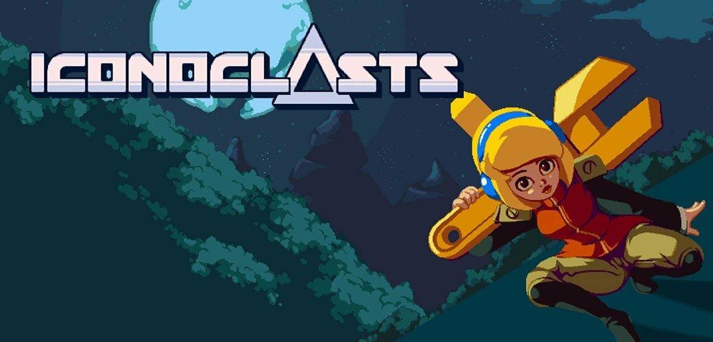 بازی Iconoclasts