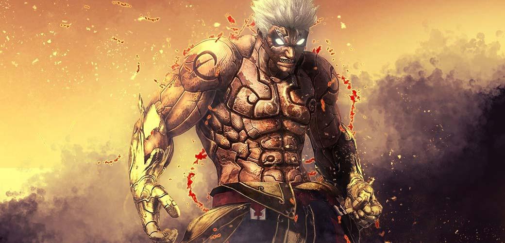 بازی Asura's Wrath