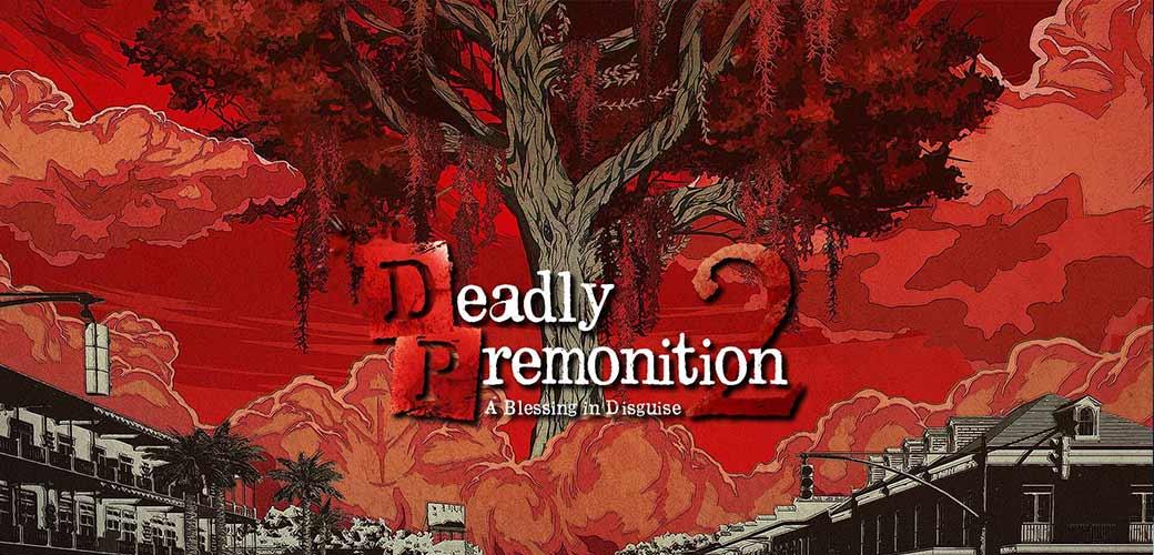 بازی deadly premonition