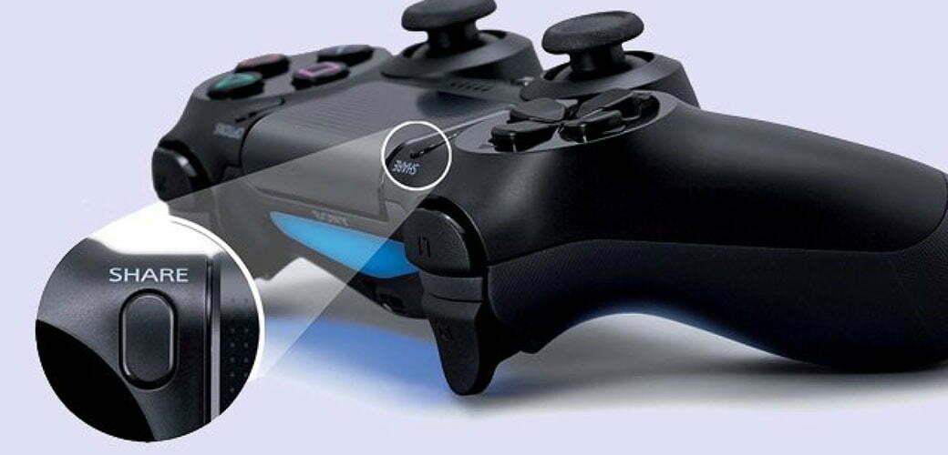 کنترلر Dualshock 4 کنسول Playstation 4