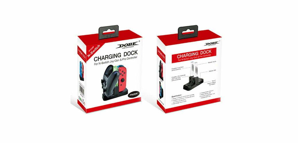 پایه شارژ کنسول Nintendo Switch (نینتندو سوییچ)