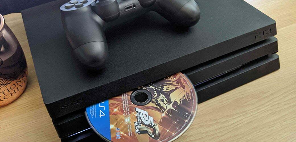 کنسول Playstation 4