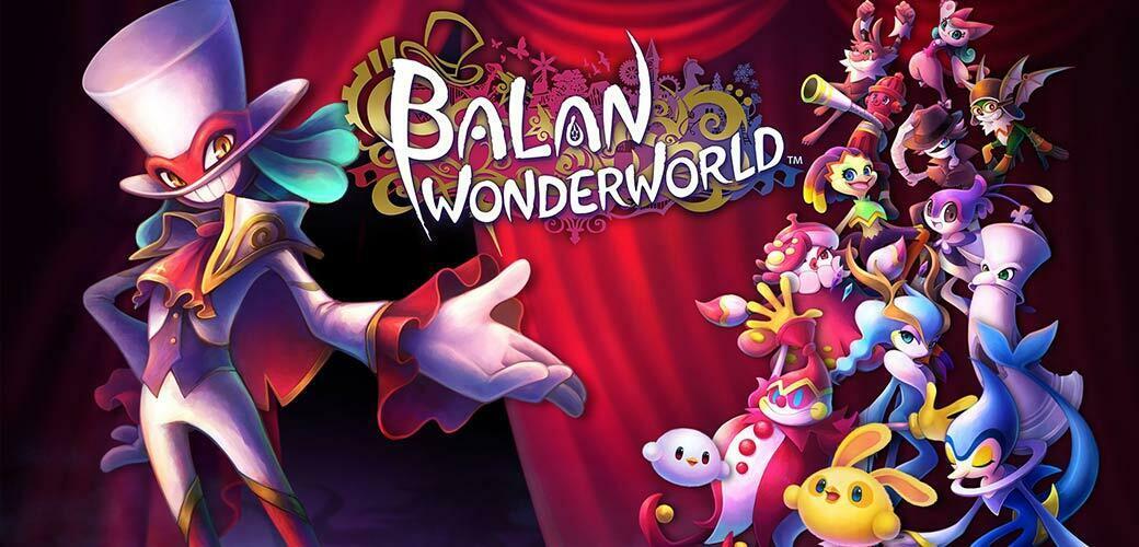 بازی Balan Wonderworld