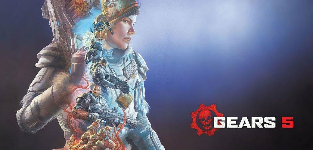 بازی Gears 5 ایکس باکس سری ایکس