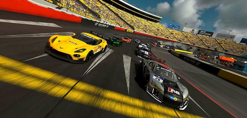 بازی Gran Turismo Sport