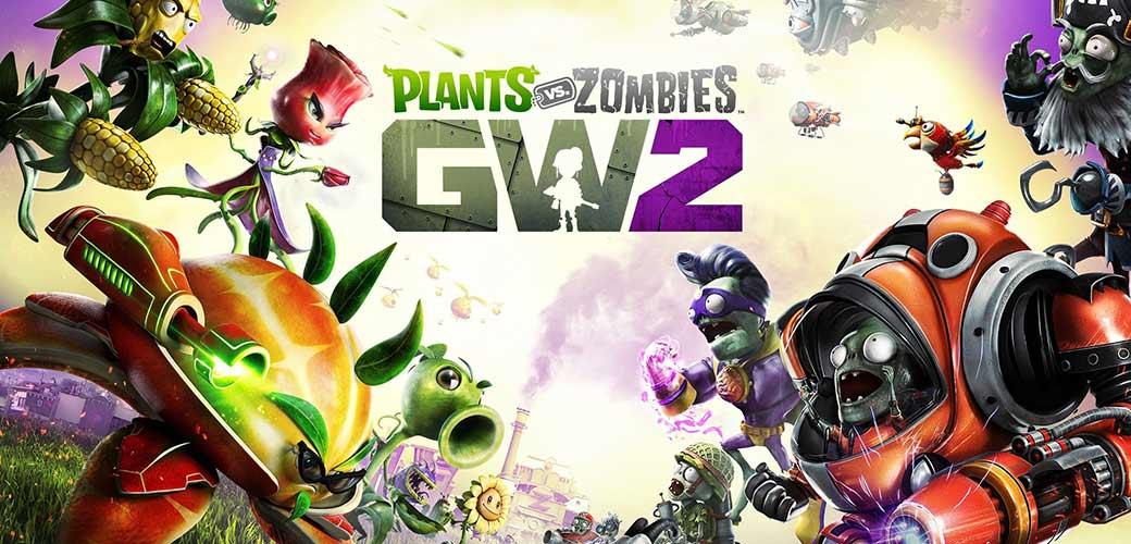 بازی Plants vs. Zombies: Garden Warfare 2