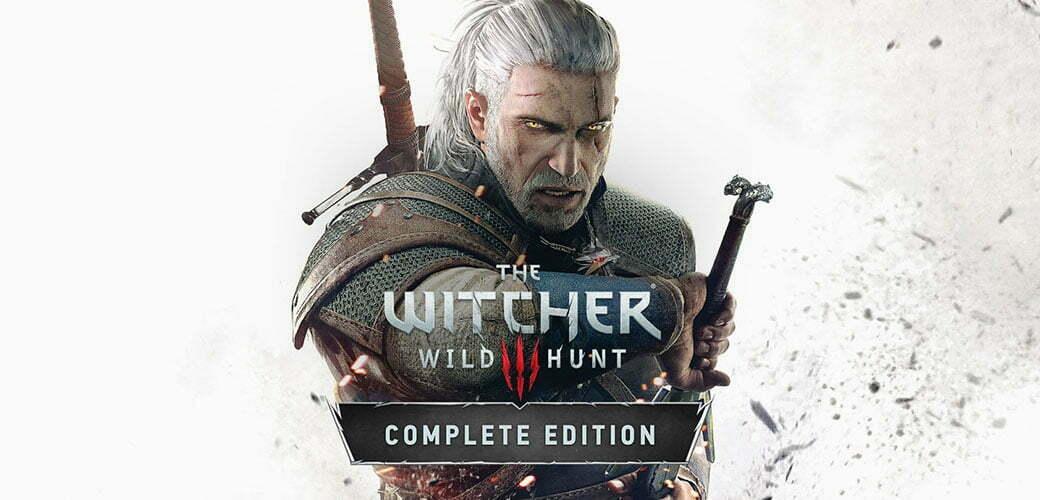 بازی The Witcher 3: Wild Hunt – Complete Edition کنسول نینتندو سوییچ