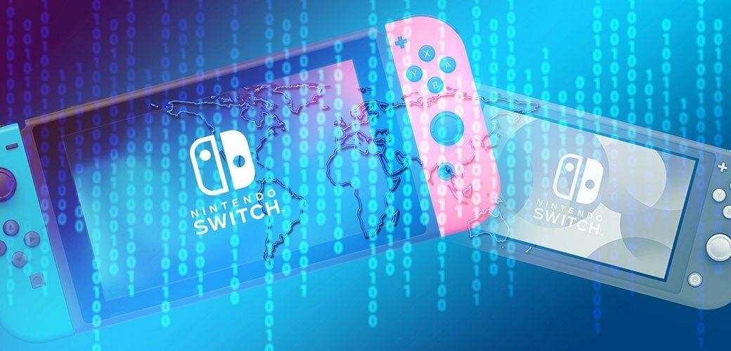 کنسول Nintendo Switch (نینتندو سوییچ)