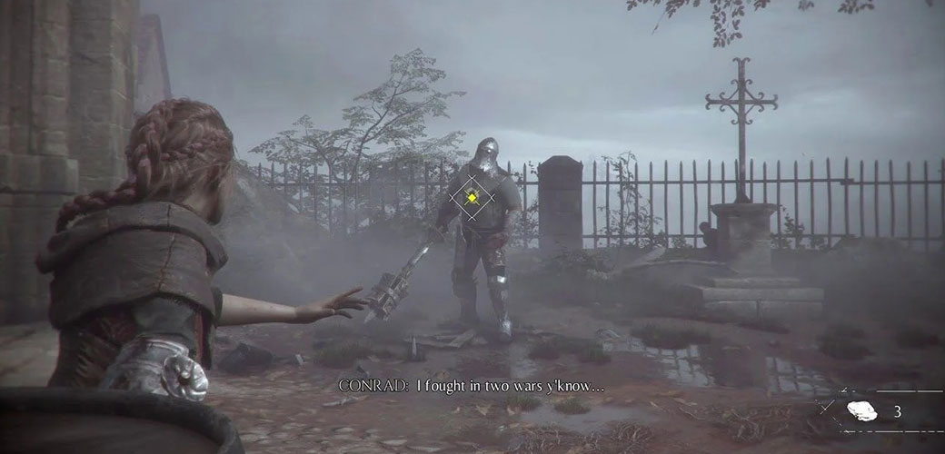 بازی A Plague Tale: Innocence