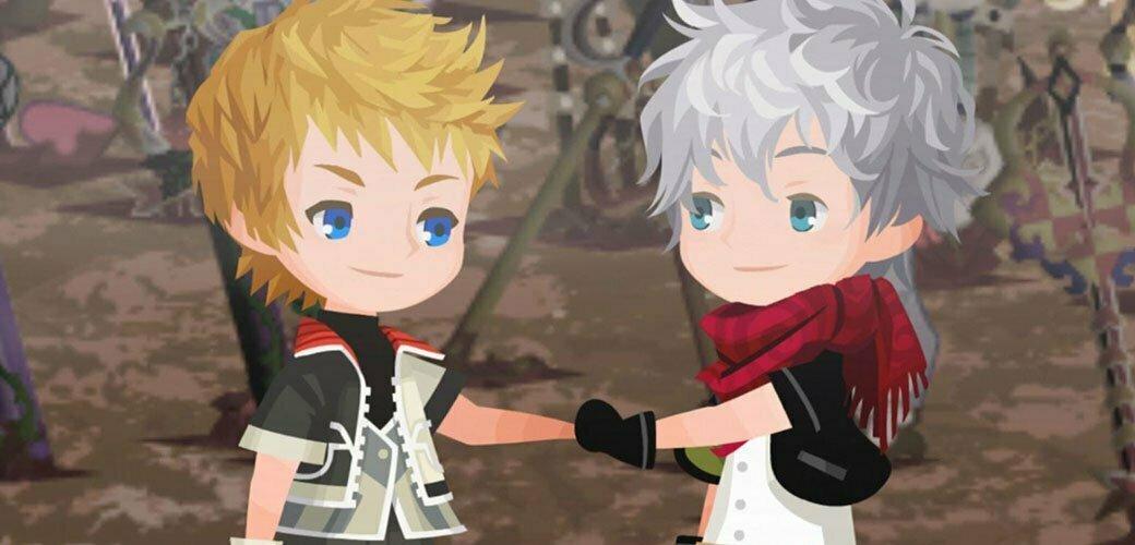 بازی Kingdom Hearts Union X