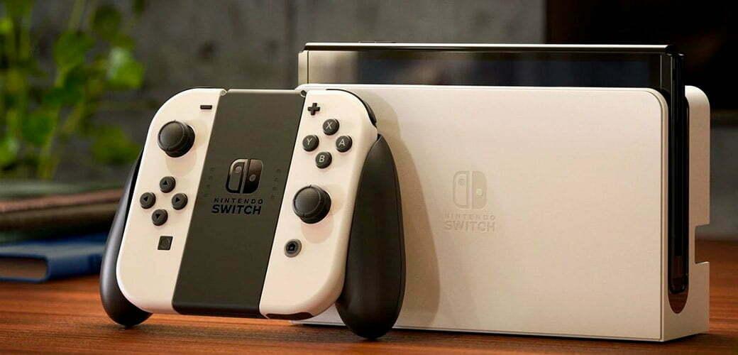 کنسول Nintendo Switch OLED Model