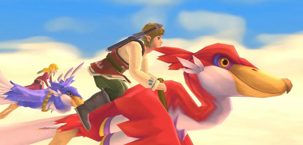 بازی Legend of Zelda: Skyward Sword HD چه چیز جدیدی برای ارائه دارد؟