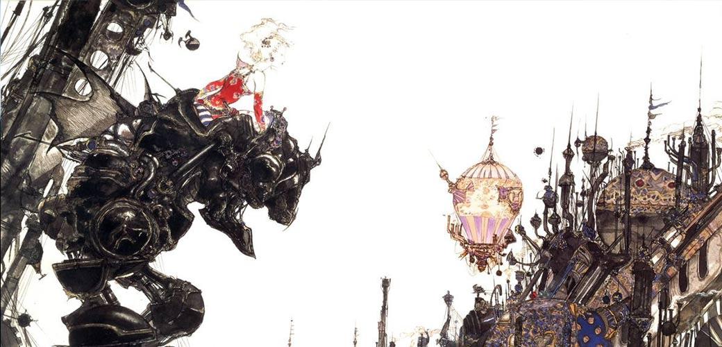 بازی Final Fantasy VI