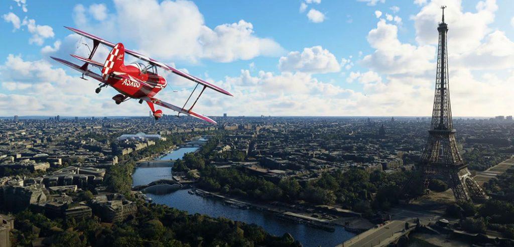 مکان های دیدنی در بازی Microsoft Flight Simulator