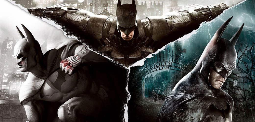 سری Batman: Arkham