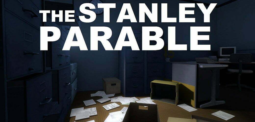 بازی The Stanley Parable