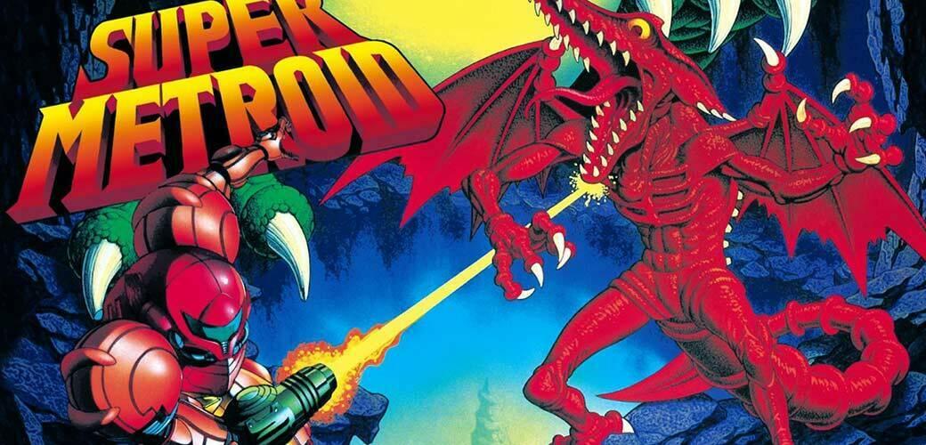 بازی Super Metroid
