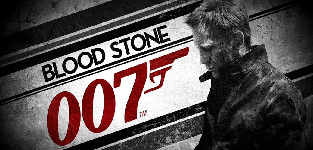 بازی James Bond 007: Blood Stone