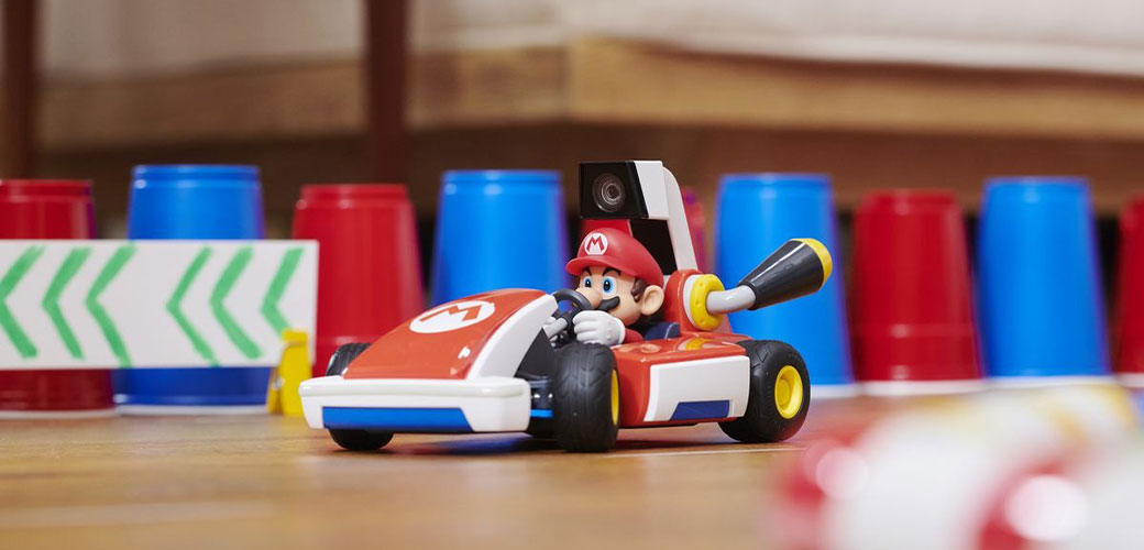 بازی Mario Kart Live: Home Circuit