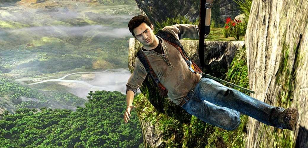بازی Uncharted: Golden Abyss