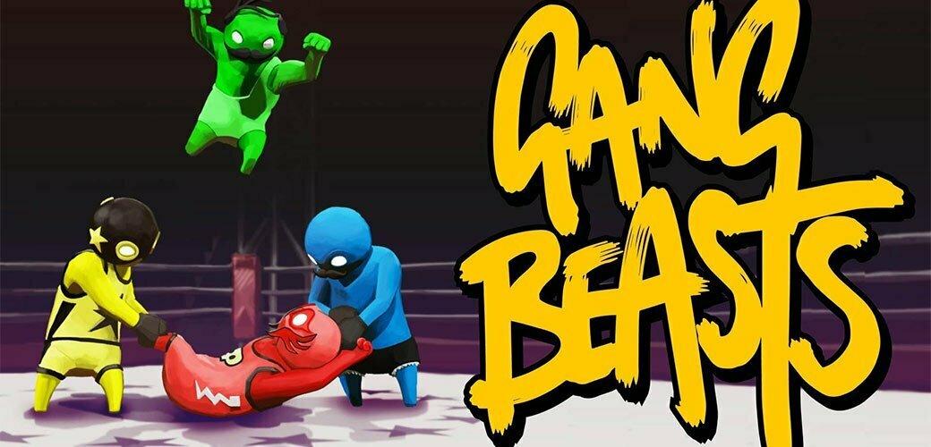 بازی gang beasts