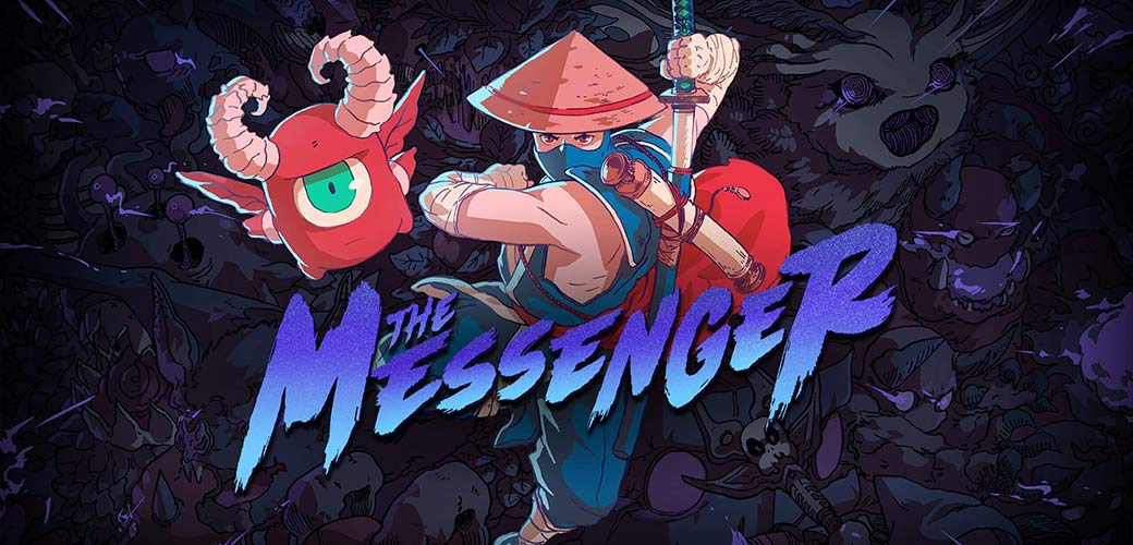 بازی The Messenger