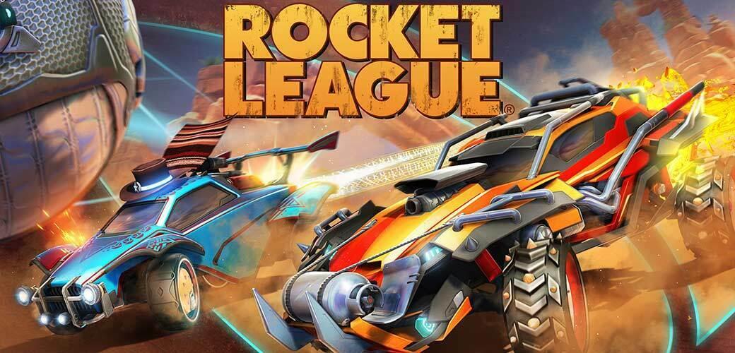 بازی Rocket League