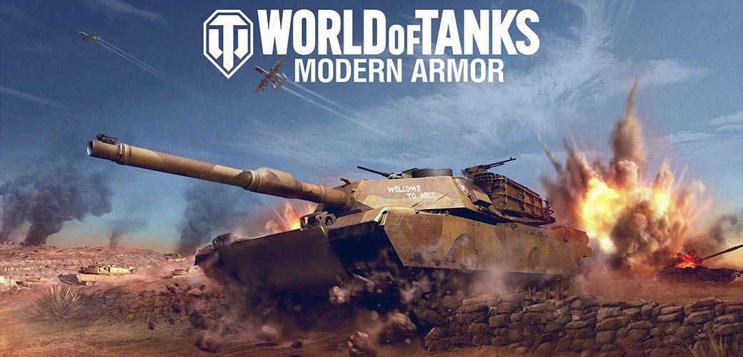 بازی World of Tanks
