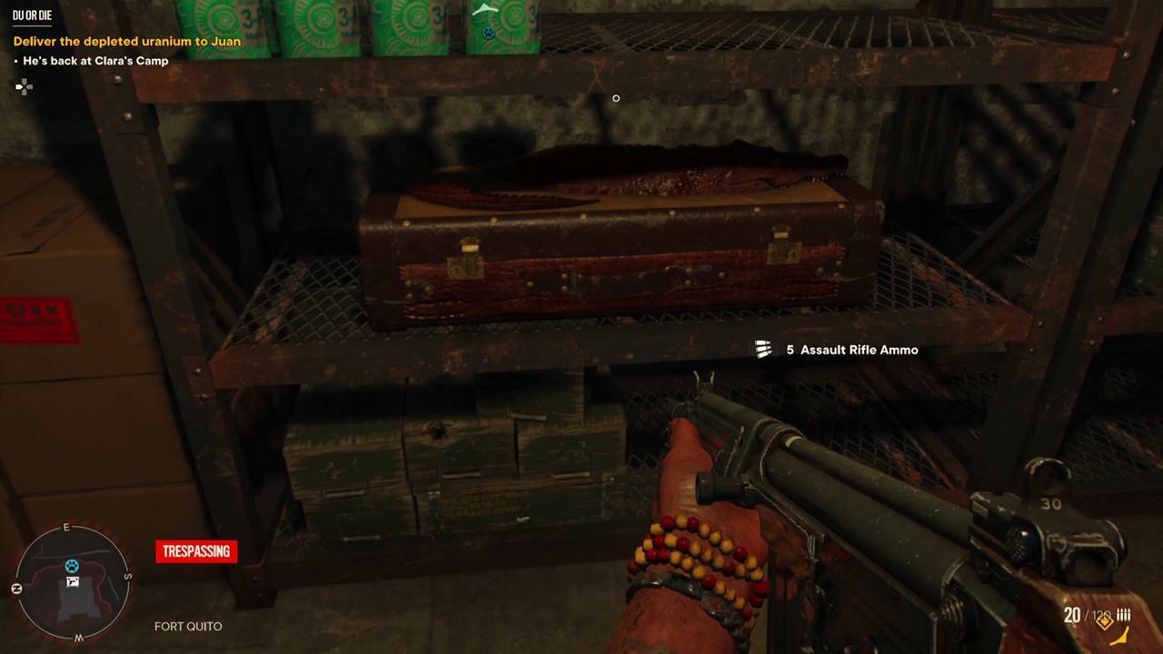 نحوه پیدا کردن سلاحهای خاص در بازی Far Cry 6